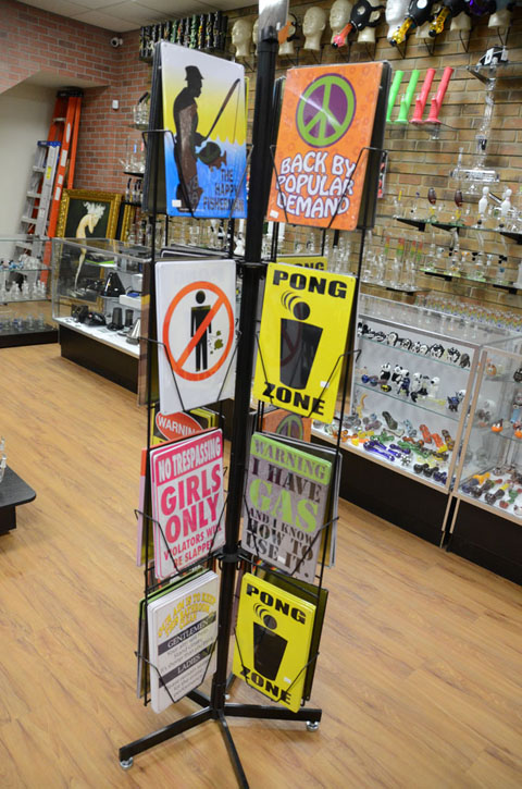 Novelty Signs -