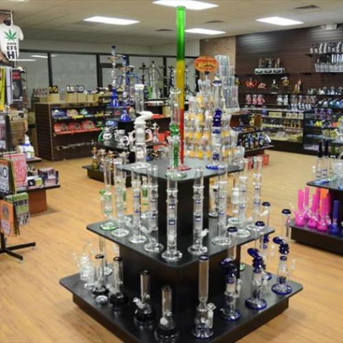 Water Pipes & Novelties